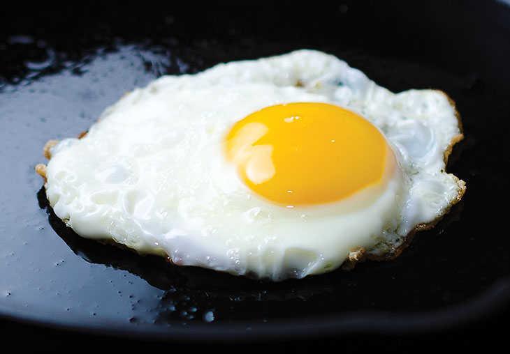 Resultado de imagen de huevo frito